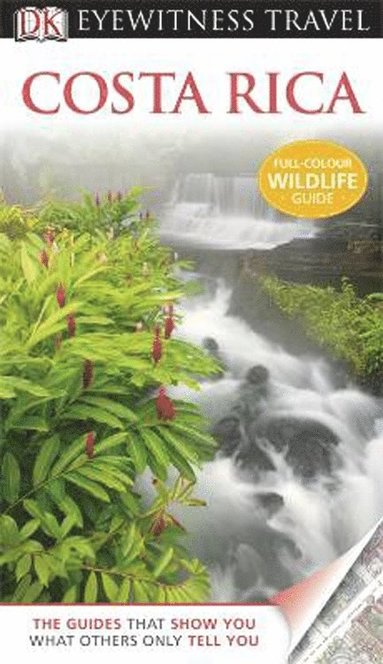 bokomslag DK Eyewitness Travel Guide: Costa Rica