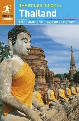 bokomslag The Rough Guide to Thailand, 8th Edition