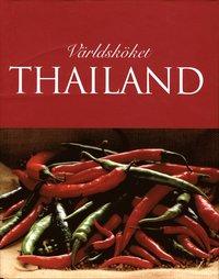 bokomslag Världsköket : Thailand