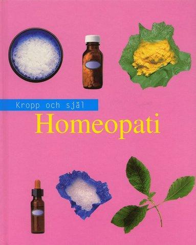 bokomslag Homeopati