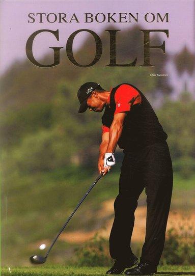 bokomslag Stora boken om Golf