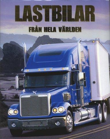 bokomslag Lastbilar från hela världen