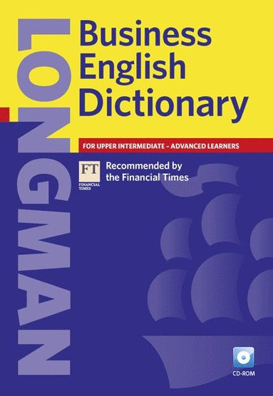 Longman Business English Dictionary, Paperback [With CDROM]