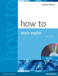 bokomslag How to Teach English [With DVD]