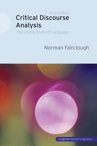 bokomslag Critical discourse analysis - the critical study of language