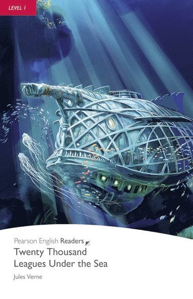 "bokomslag ""20,000 Leagues Under the Sea"" Book/CD Pack"