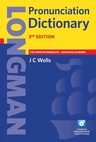 bokomslag Longman Pronunciation Dictionary - With CDROM