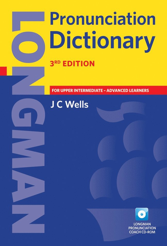 Longman Pronunciation Dictionary - With CDROM 1