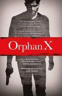 bokomslag Orphan X
