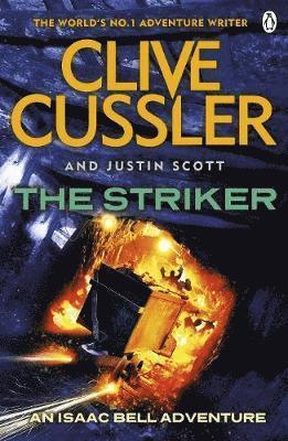 bokomslag The Striker: Isaac Bell #6