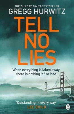 bokomslag Tell no lies
