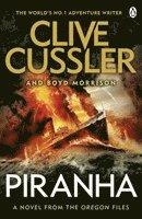 bokomslag Piranha