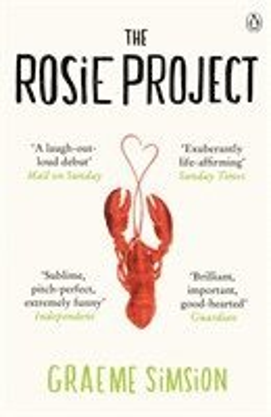 bokomslag Rosie Project