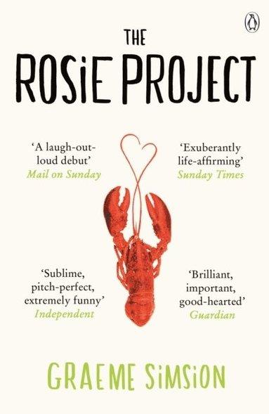 bokomslag The Rosie Project