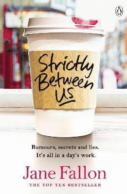 bokomslag Strictly between us