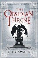 bokomslag The Obsidian Throne