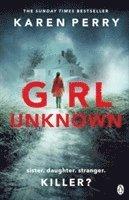 bokomslag Girl Unknown