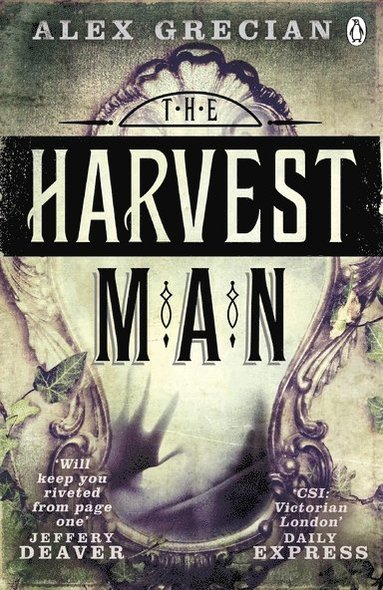 bokomslag The Harvest Man