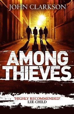 bokomslag Among Thieves