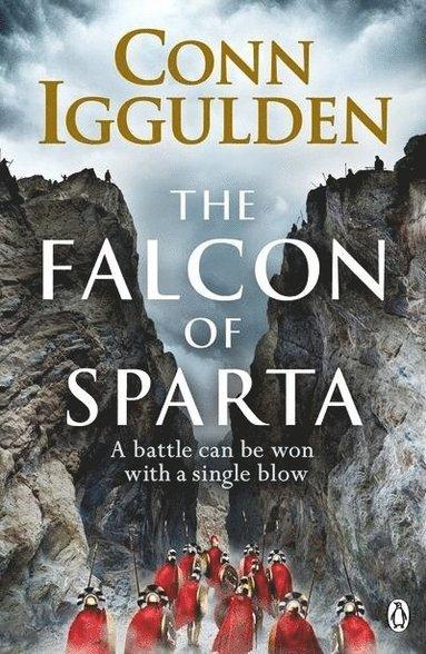 bokomslag The Falcon of Sparta