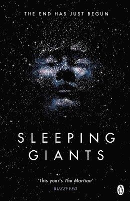bokomslag Sleeping giants - themis files book 1