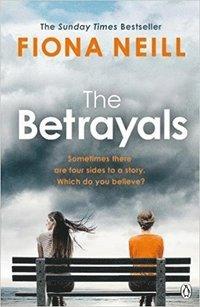 bokomslag The Betrayals