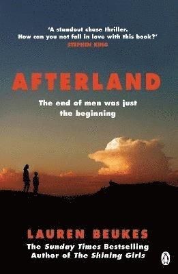 bokomslag Afterland