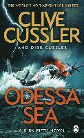 bokomslag Odessa Sea