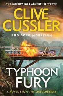 bokomslag Typhoon Fury