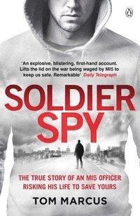 bokomslag Soldier Spy