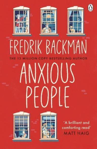 bokomslag Anxious People