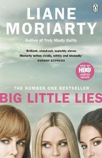 bokomslag Big little lies - now an hbo limited series