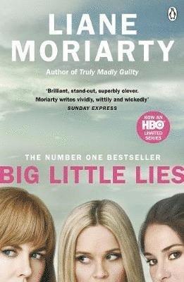 bokomslag Big Little Lies