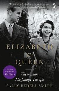 bokomslag Elizabeth the Queen