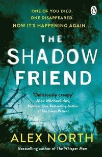 bokomslag The Shadow Friend
