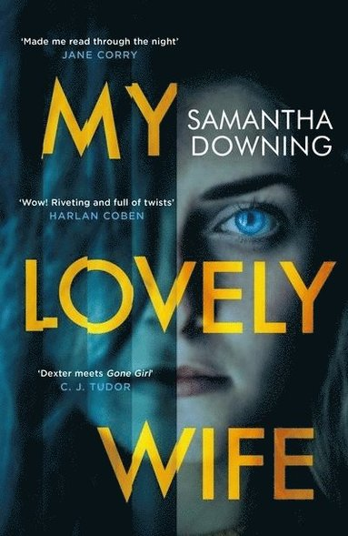 bokomslag My Lovely Wife: The gripping new psychological thriller with a killer twist