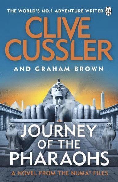 bokomslag Journey of the Pharaohs