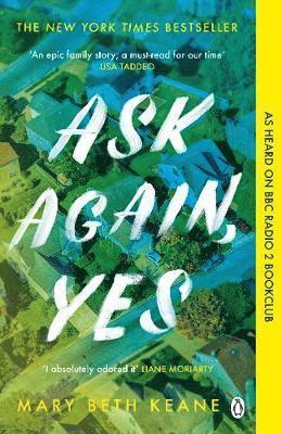 bokomslag Ask Again, Yes