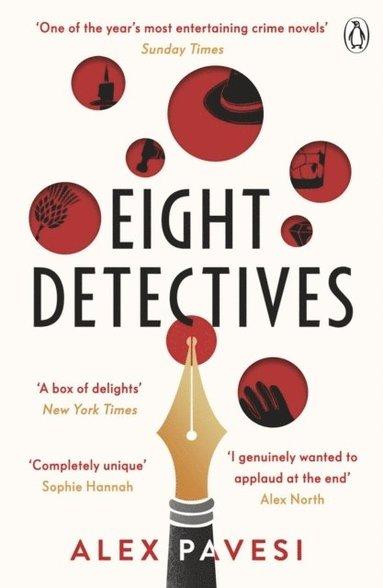 bokomslag Eight Detectives