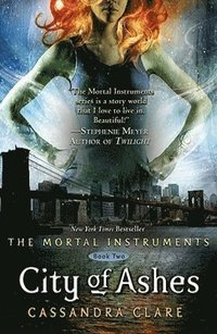 bokomslag City of Ashes (II)