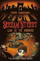 bokomslag Scream Street 6: Claw of the Werewolf