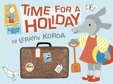 bokomslag Time for a Holiday