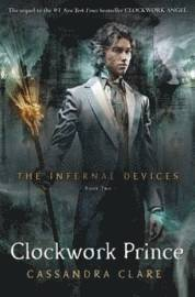 bokomslag Clockwork Prince (The Infernal Devices 2)