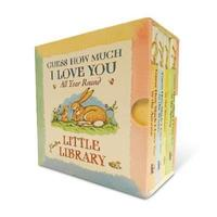 bokomslag Guess How Much I Love You Little Library