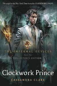 bokomslag Infernal devices 2: clockwork prince