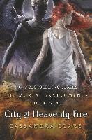 bokomslag City of Heavenly Fire