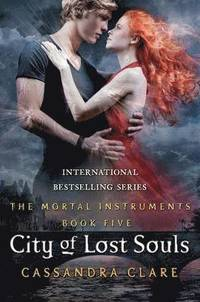 bokomslag City of Lost Souls