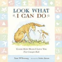 bokomslag Guess How Much I Love You: Look What I Can Do: First Concepts Book
