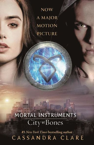 bokomslag City of Bones (Film Tie-In)