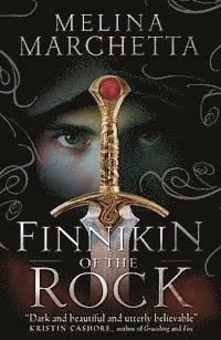 bokomslag Finnikin of the rock